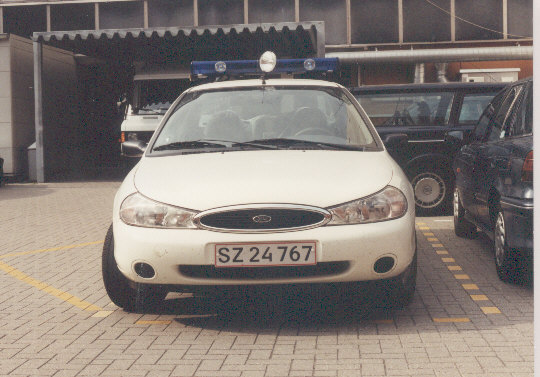 1997 Ford Mondeo