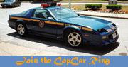 CopCar Logo